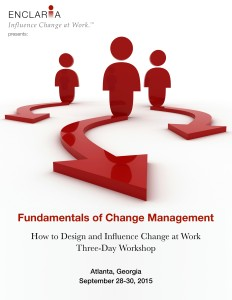 fundamentals of change management brochure