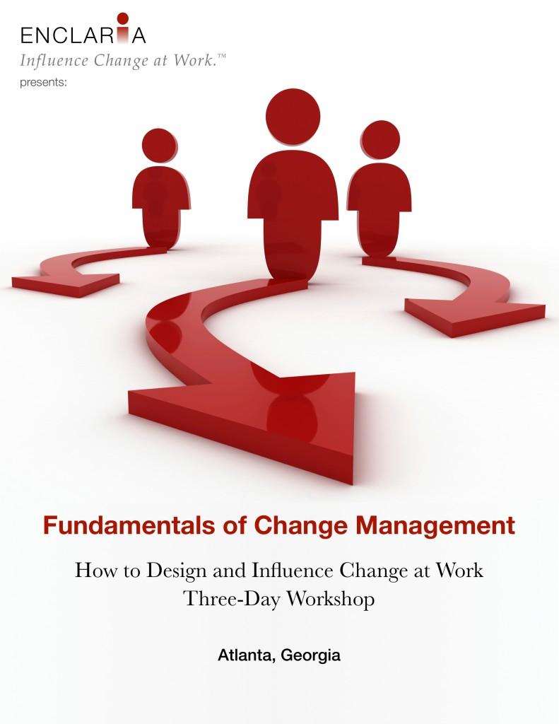 Fundamentals of change management workshop atlanta ga download brochure xflitez Choice Image