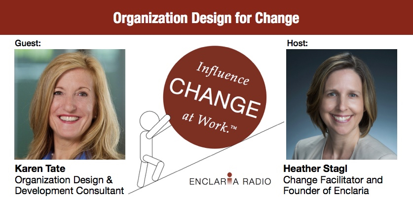 Interview:  Organization Design for Change