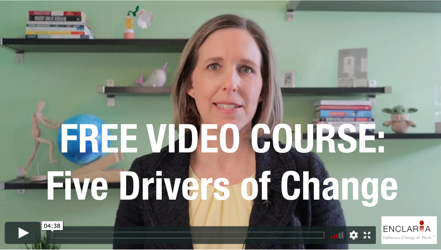 free five drivers of change video course